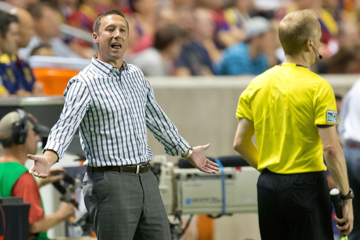 Come On - Portland's Caleb Porter Bemoans the Roster Limitations of MLS