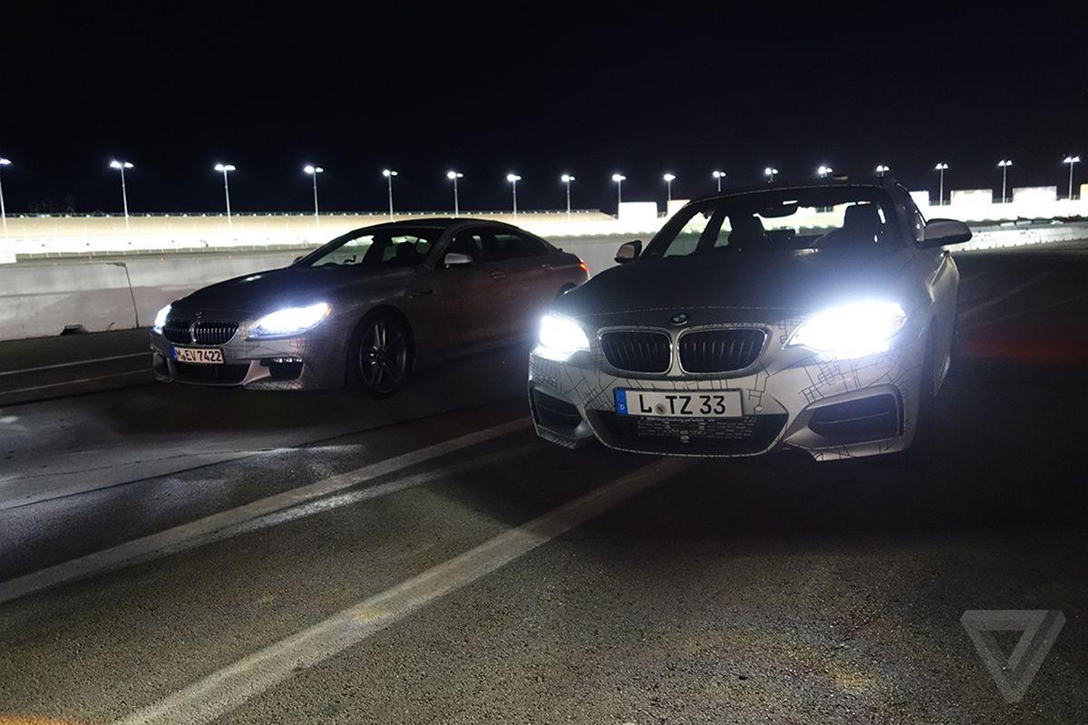 BMW CES 2014
