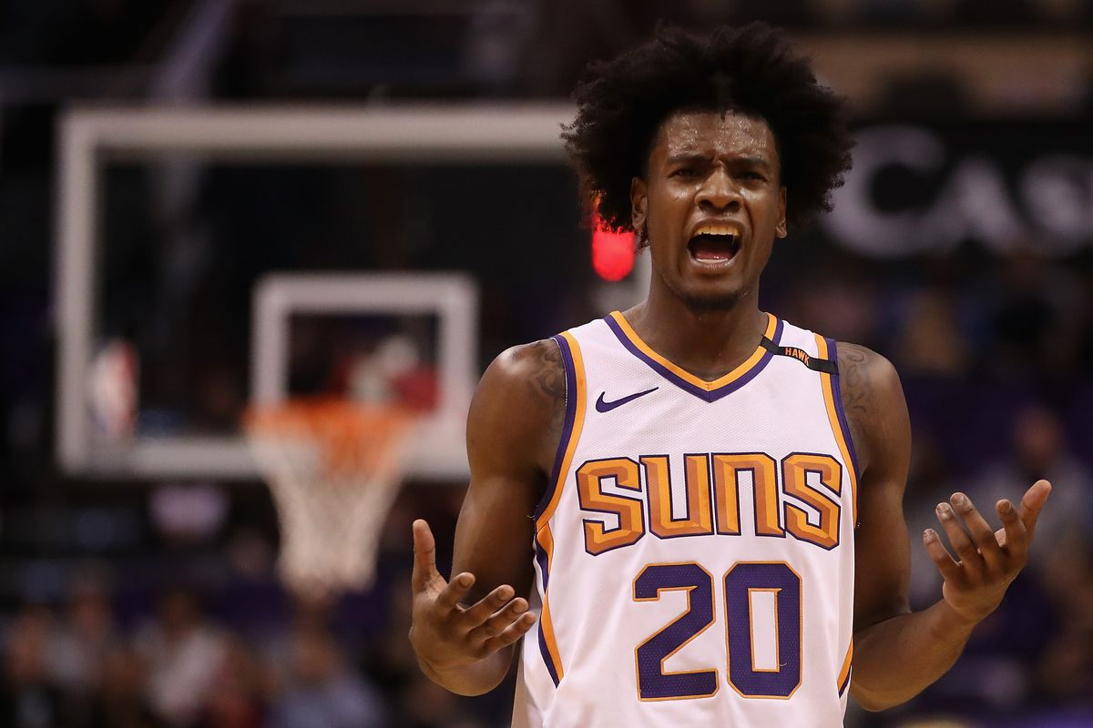 3579833c958 Suns' Josh Jackson making a late run for first team All-Rookie honors