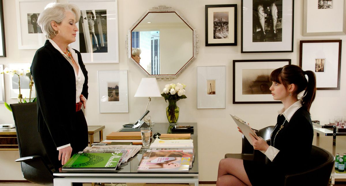 10 Years After The Devil Wears Prada Patricia Field Explains How The Costumes Came Together Racked
