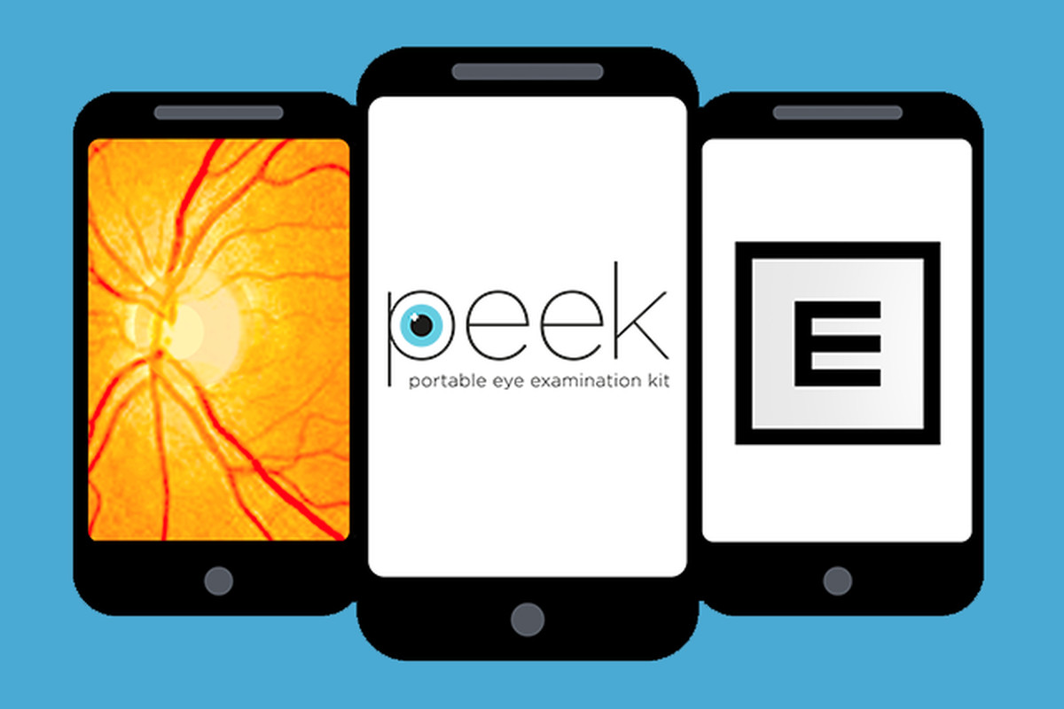 This App May Help Prevent Blindness in the Developing World (Video)