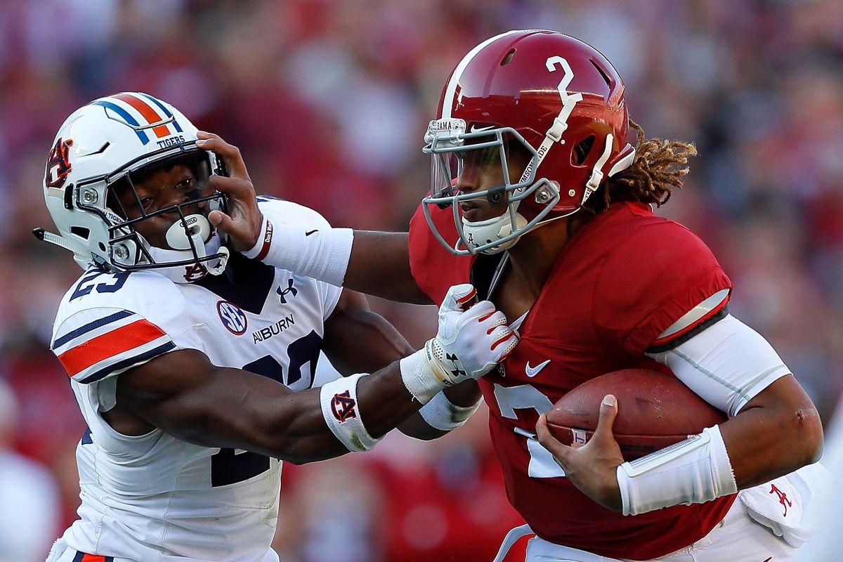 Iron Bowl 2017 Pick The 2 Biggest Qs For Alabama Vs Auburn