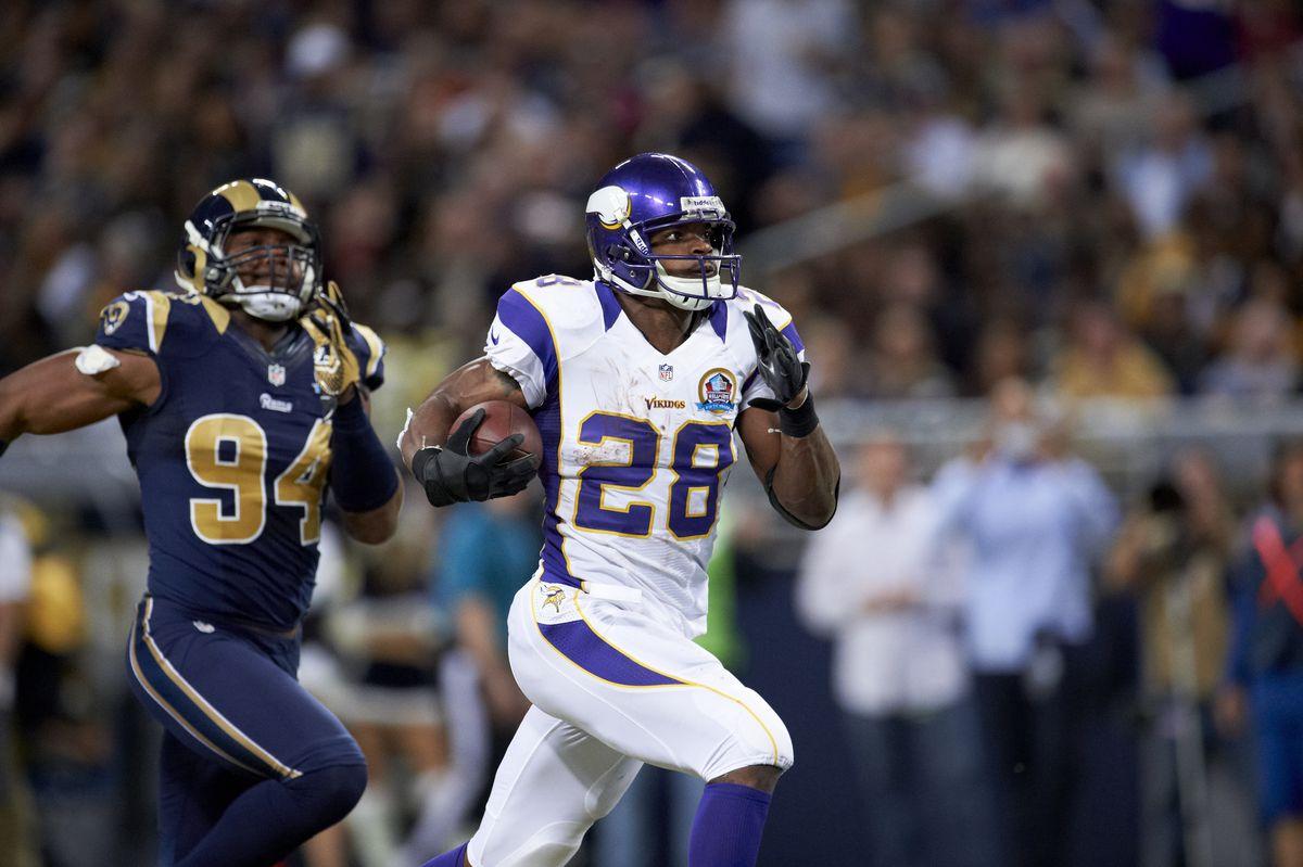 St. Louis Rams vs Minnesota Vikings