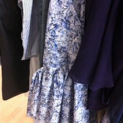 Theyskens' Theory sale - pretty dress.
