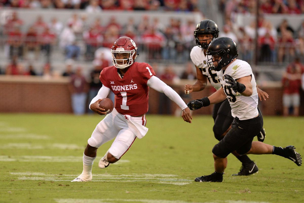 Oklahoma survives Army in overtime 28-21 - Crimson And ...