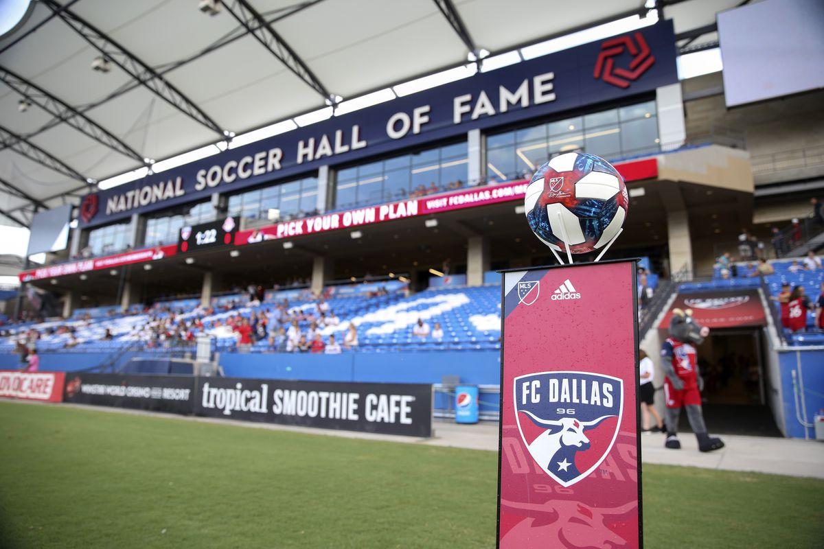 MLS: Toronto FC at FC Dallas