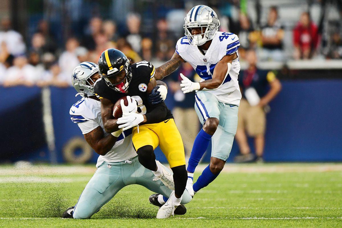 Dallas Cowboys v Pittsburgh Steelers