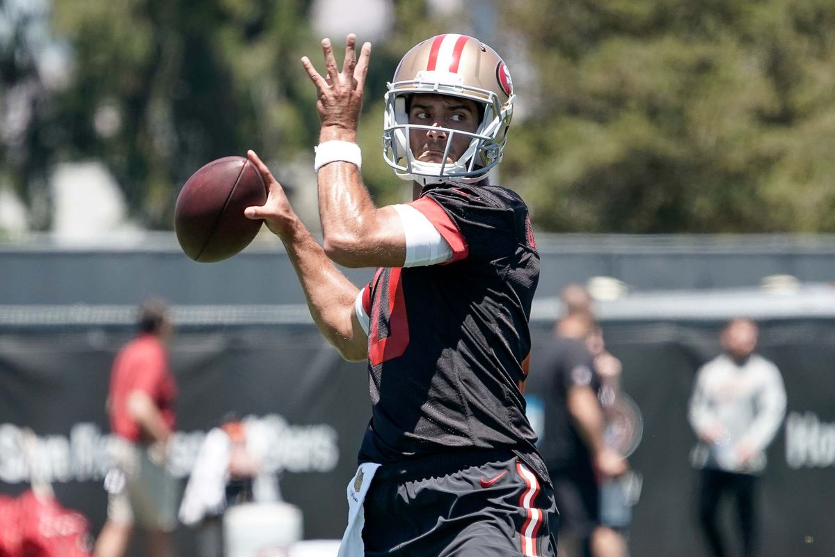 Golden nuggets training camp officially begins niners nation stan szeto usa today sports publicscrutiny Images