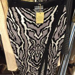 Torn by Ronny Kobo skirt, $40
