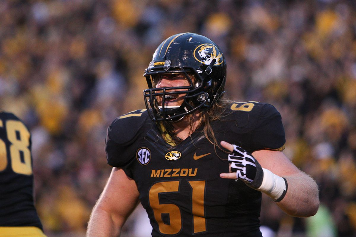 Mizzou Football 2013: The offensive line and the rebound