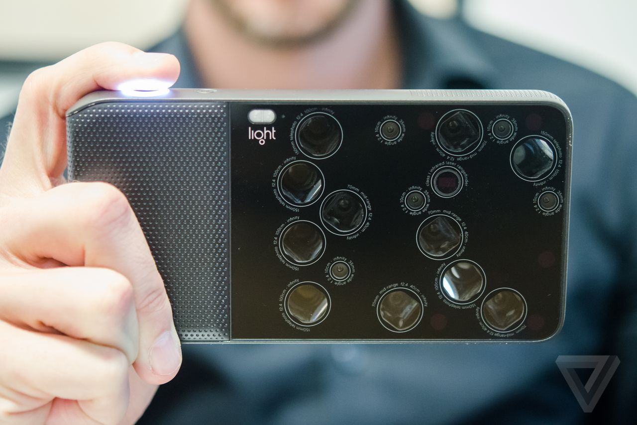 This camera is actually 16 cameras in one the verge for Camera camera