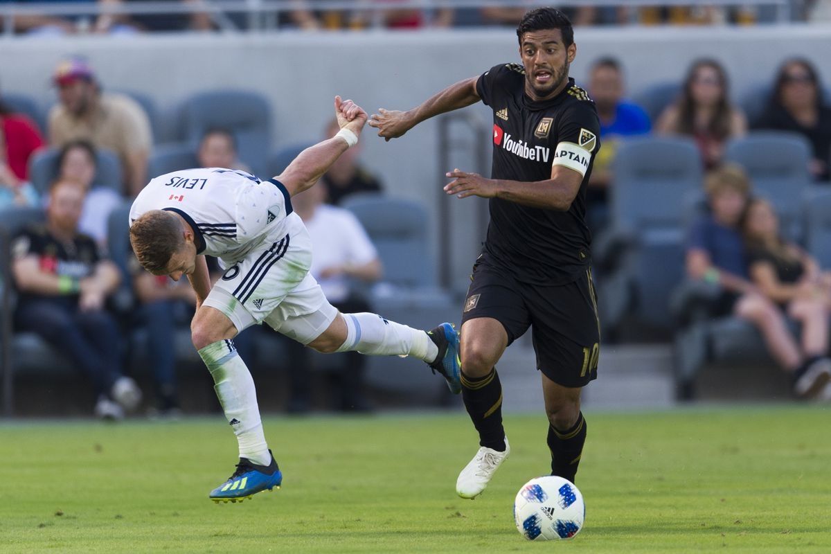 Major Link Soccer  Carlos Vela could be headed to FC Barcelona ... 057b6b9d4