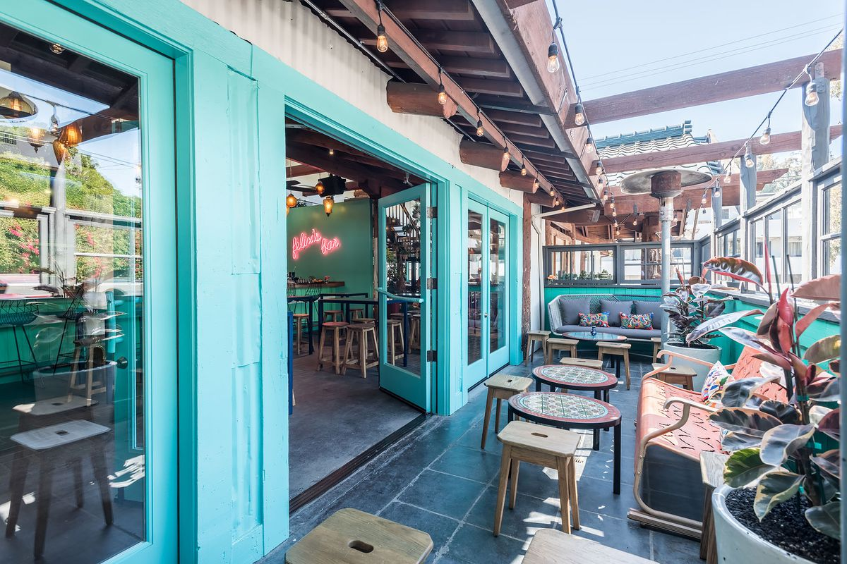 Fox Partnered With Zoe Nathan And Josh Loeb To Open The Mexican Inspired Restaurant In May Santa Monica