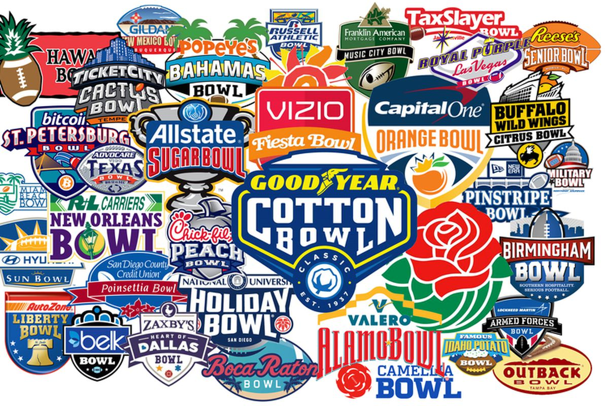 College football bowl schedule for 2018-19 features 40 ...