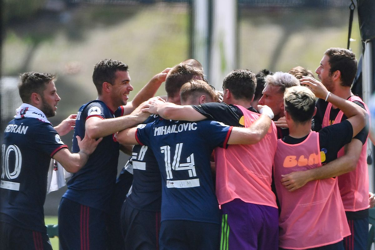 Seattle Sounders FC v Chicago Fire FC - MLS Is Back Tournament