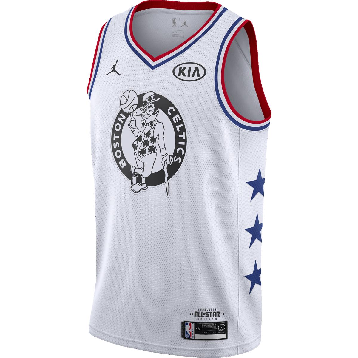 4403dd099ea Kyrie Irving 2019 All-Star Game Nike Swingman Jersey for $119.99 Fanatics