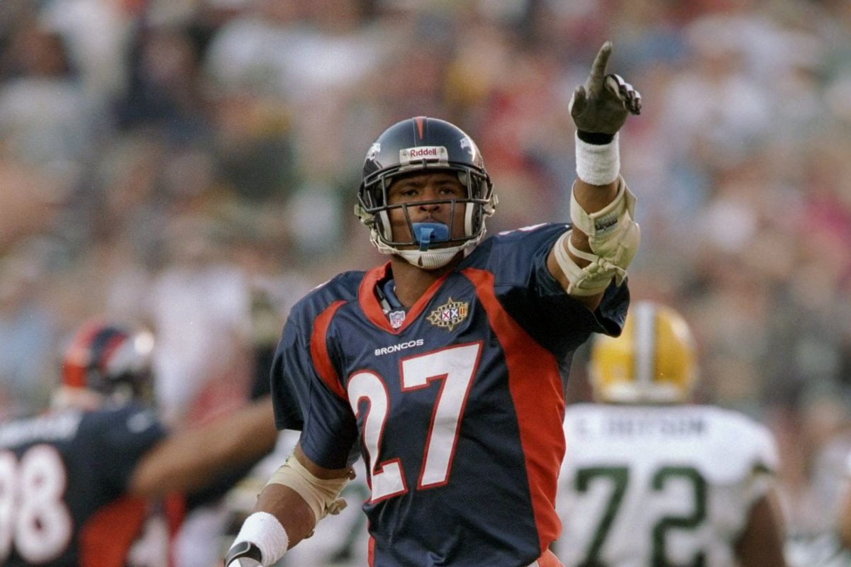 big sale abfaf 03ce6 Broncos Steve Atwater denied Hall of Fame induction - Mile ...