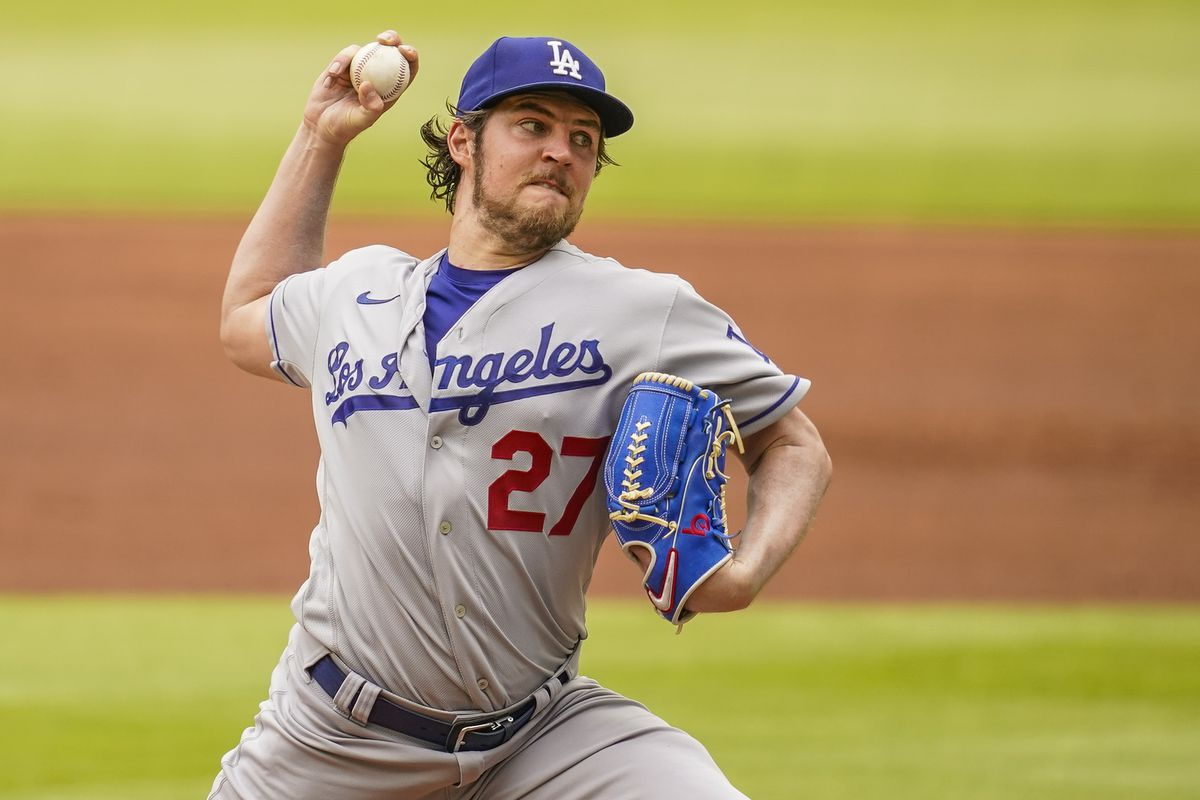 Trevor Bauer's spin-rate drop is a sticky situation for MLB, Dodgers - True Blue LA