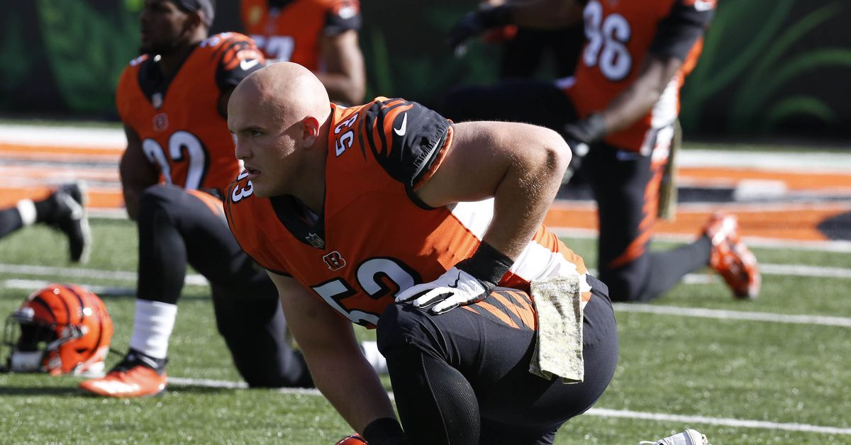 Billy Price's PFF grade amongst the lowest for 2018 first-round picks