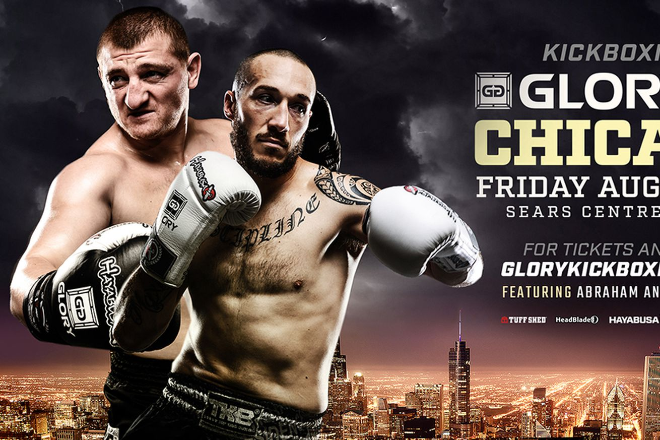 community news, GLORY 44 set for Sears Centre in Chicago on Aug. 25