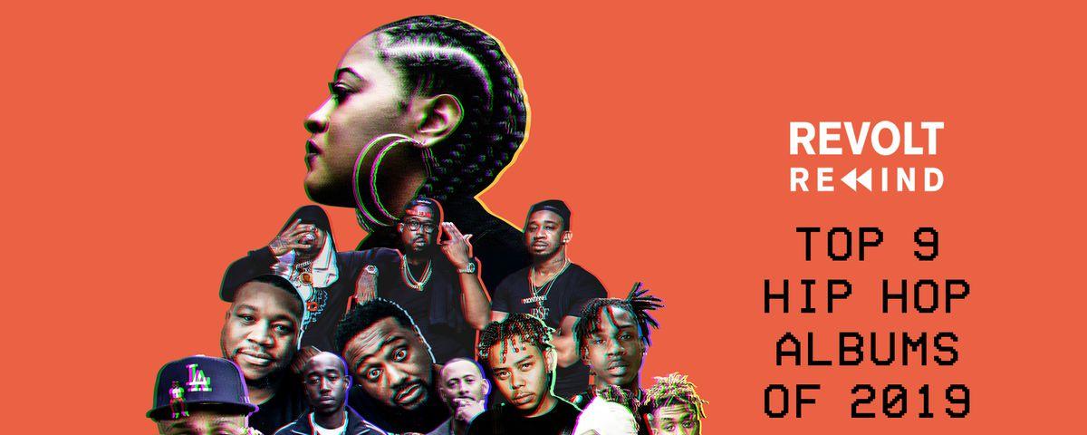 REVOLT's top hip hop albums of 2019