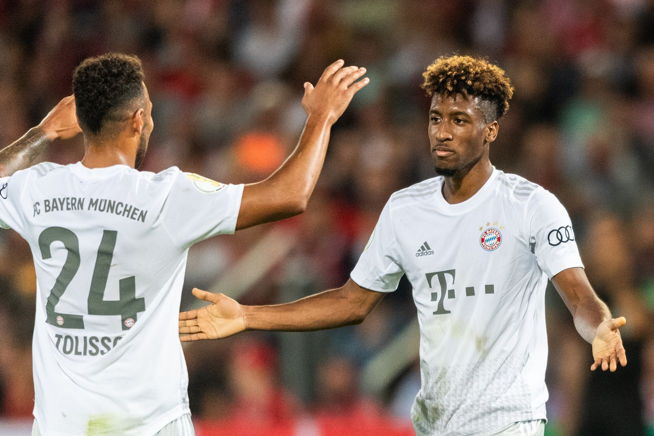 Match awards for Bayern Munich?s 3-1 win over Energie Cottbus