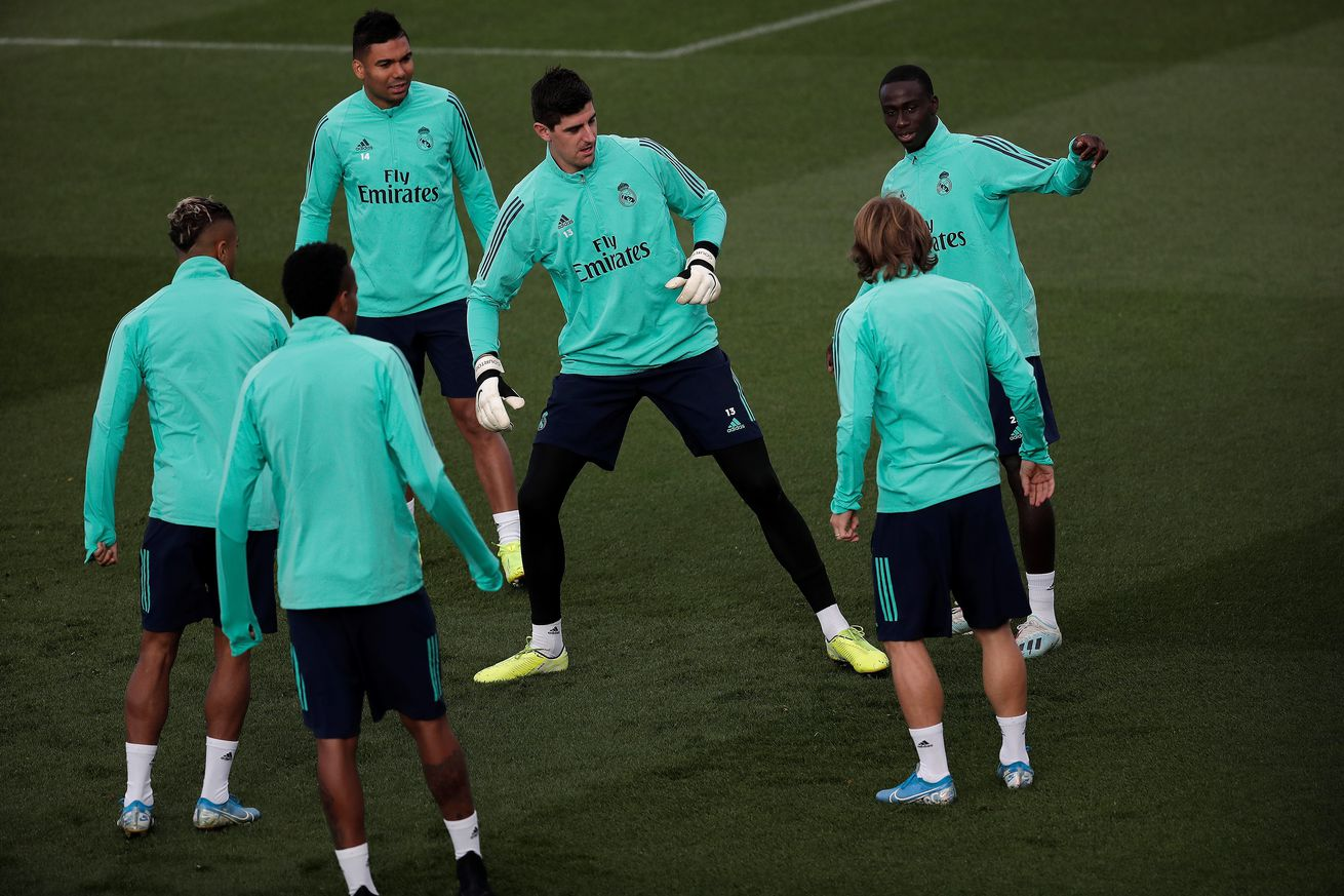 Real Madrid announce squad for Champions League game against Galatasaray