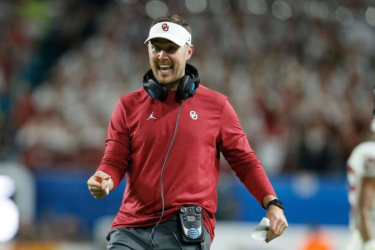 Oklahoma Football: Lincoln Riley gives the eyes, Cale ...