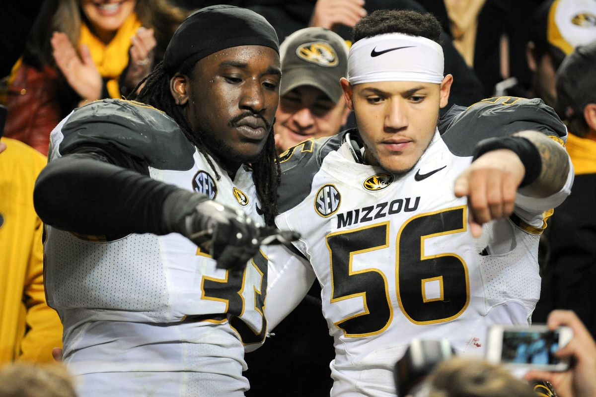 Markus Golden could become Mizzou's first DE tandem to both reach double digit sacks in a season