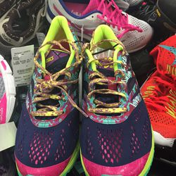 Asics sneakers, size 9, $69.95 (from $139.95)