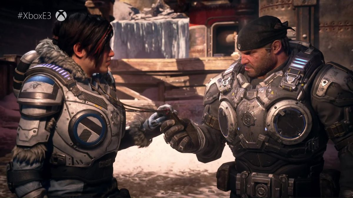 what microsoft got right and wrong at e3 2018 new halo gears of
