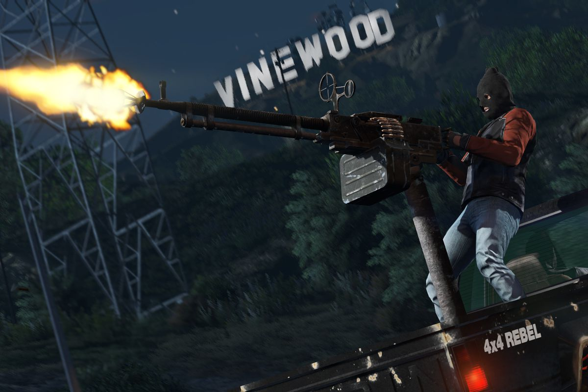 GTA 5 PC delayed again to April 14, online heists coming