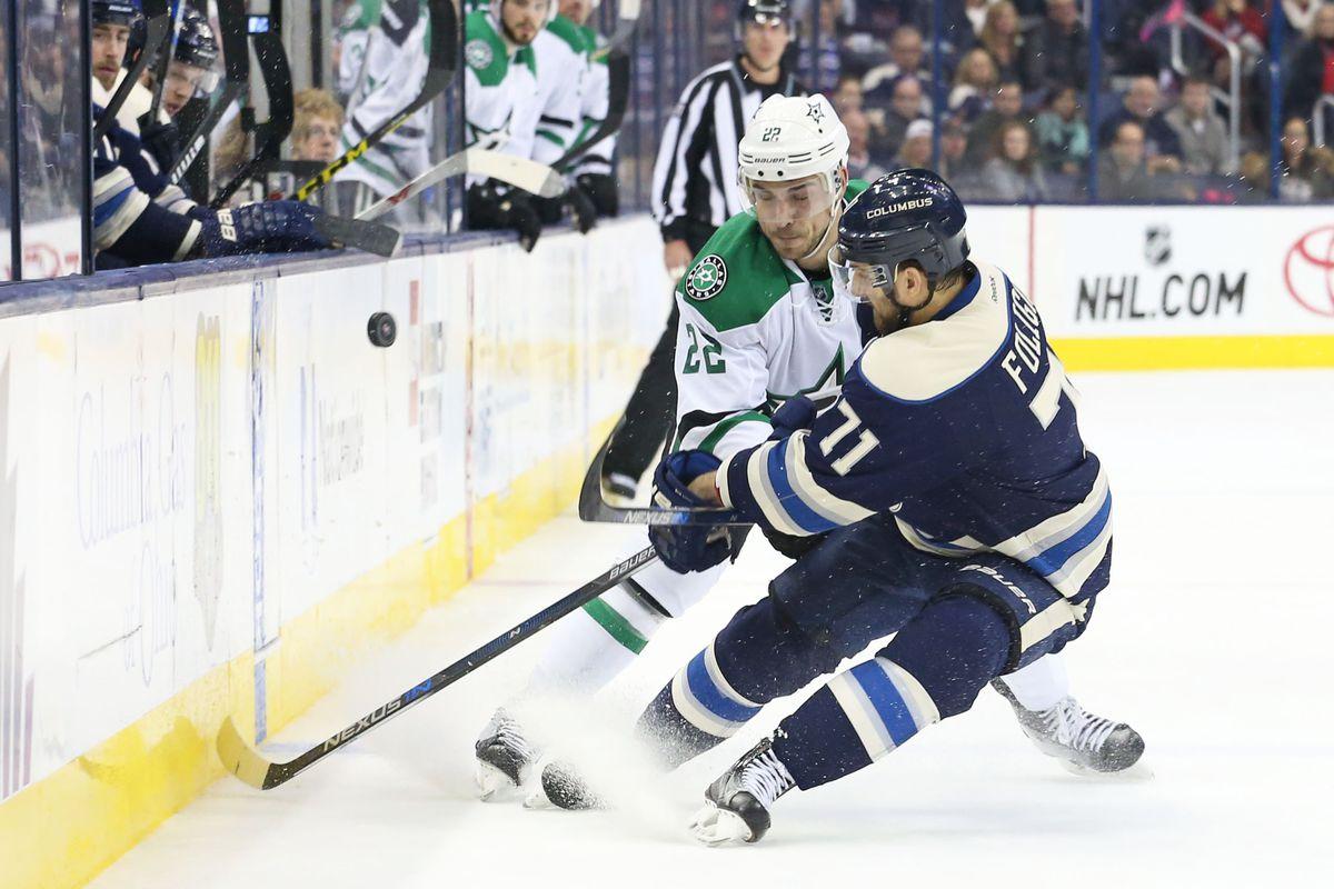 NHL: Dallas Stars at Columbus Blue Jackets