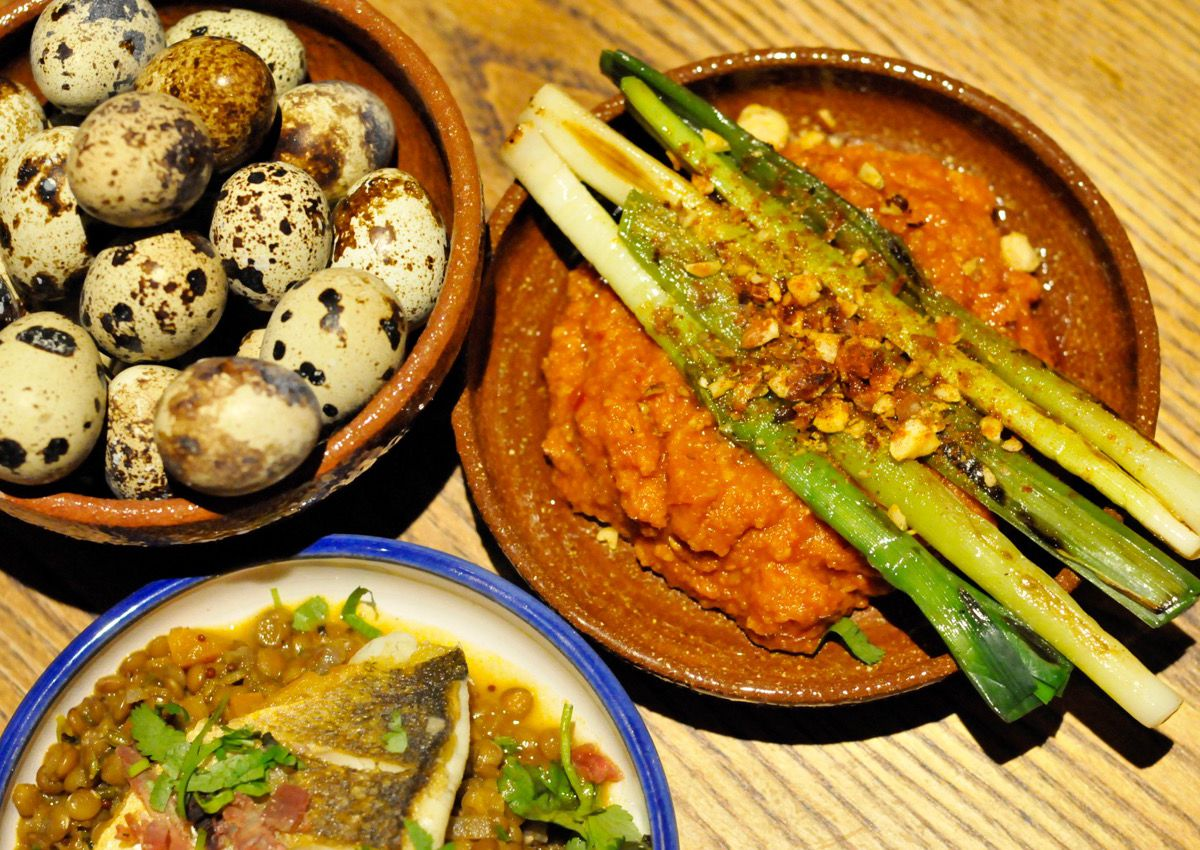 Best restaurants in Oxford: Arbequina