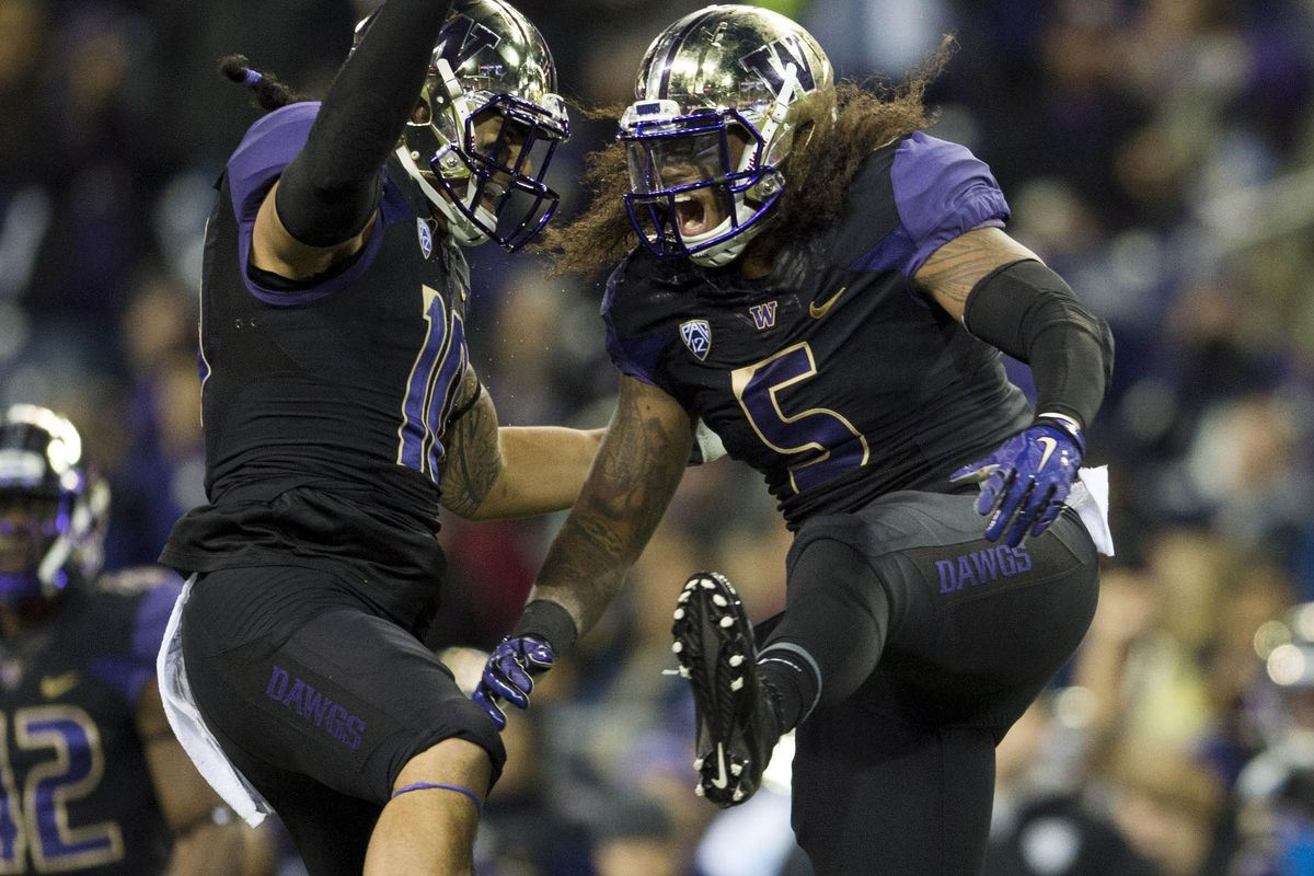 Joe Mathis is one of many new UW starters who has much more live game experience than you might expect.
