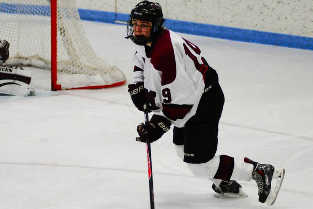 Boston U commit Clayton Keller is one of many NCAA commits that could be selected Saturday