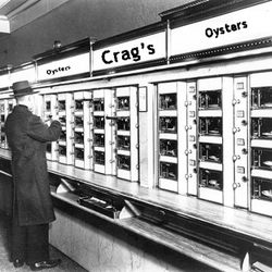 The automat years.