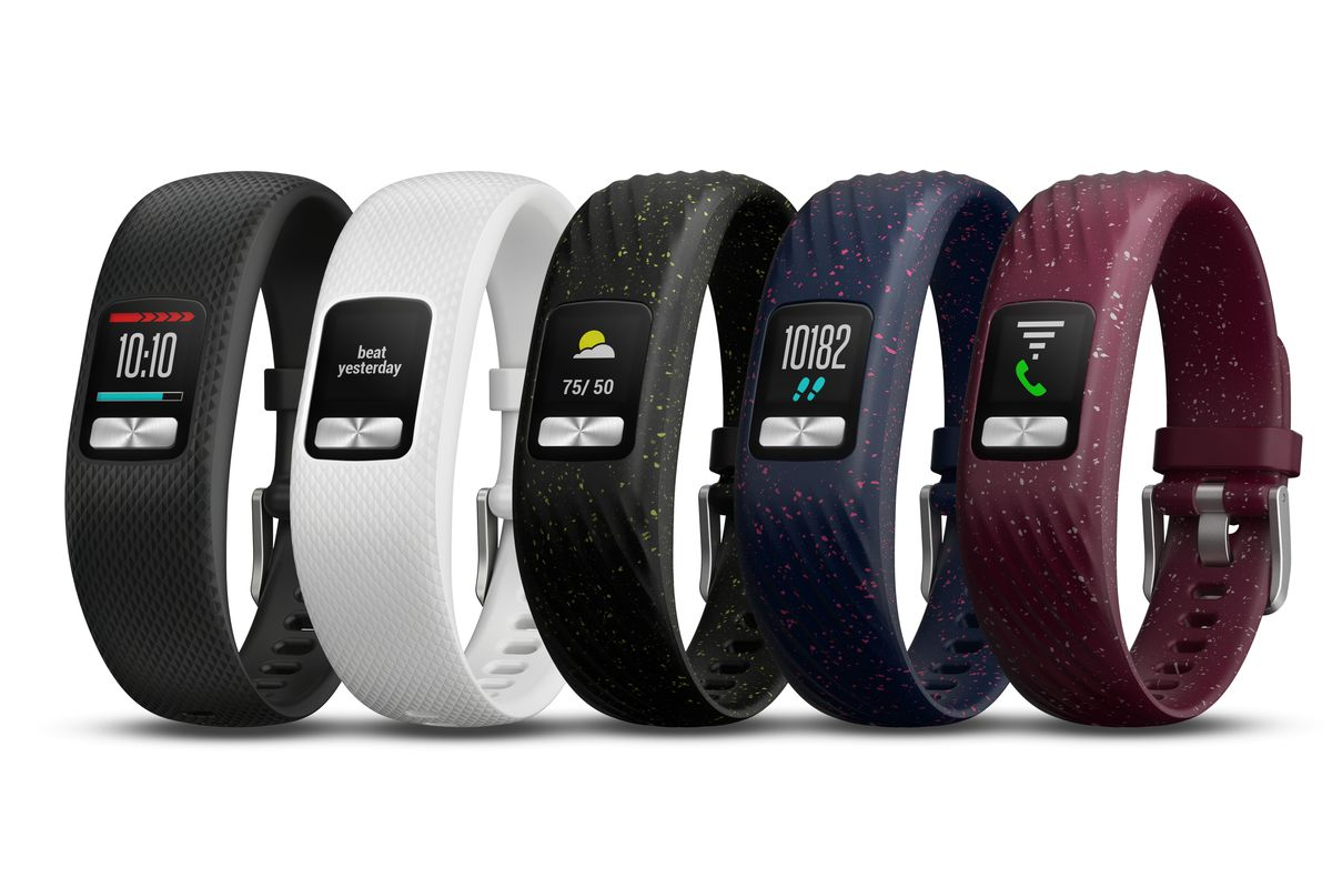 Garmins New Vivofit 4 Tracker Still Uses Coin Cell Batteries