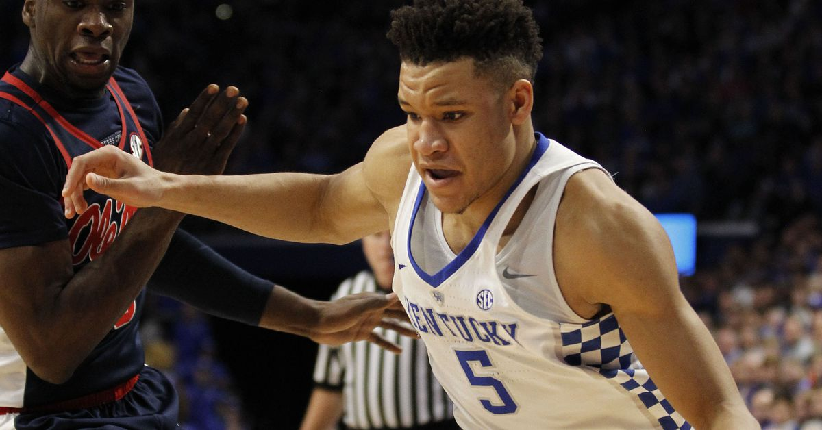 Kevin Knox Explains Decision To Pick Kentucky Basketball: Kevin Knox NBA Draft Decision Likely Coming Friday
