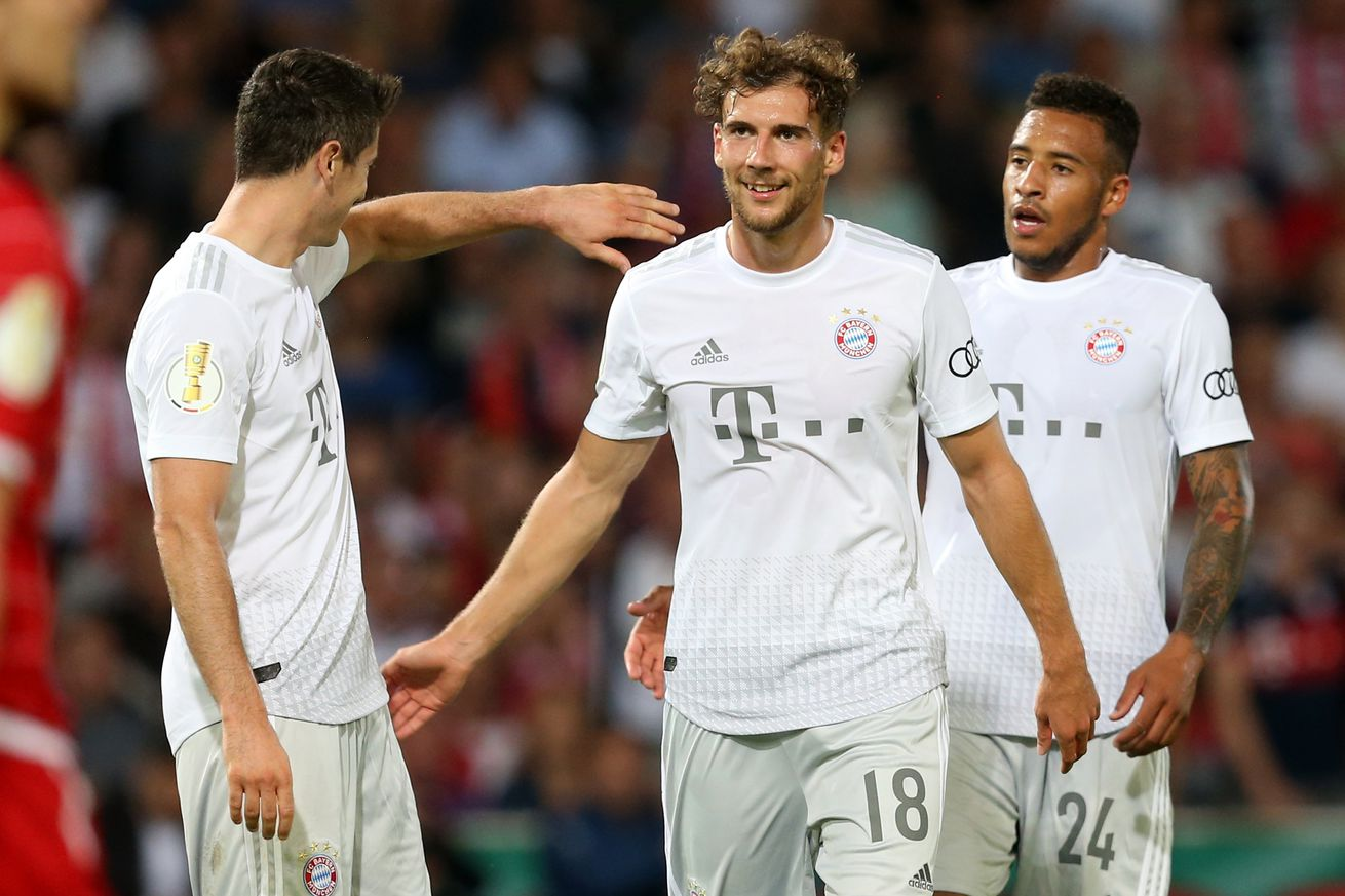Five observations from Bayern Munich?s 3-1 DFB-Pokal victory over Energie Cottbus