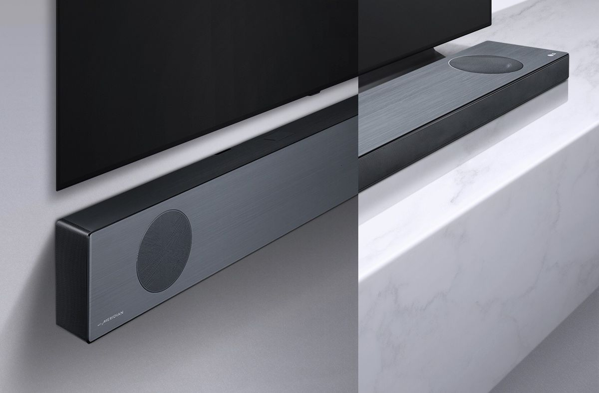 LG's latest soundbars feature Dolby Atmos support and Google