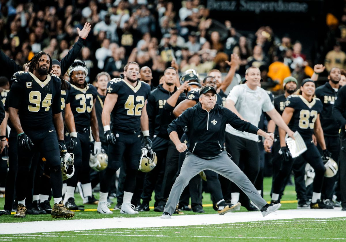 Keys to Success: Ghost of Christmas Past Haunting Sean Payton as ...
