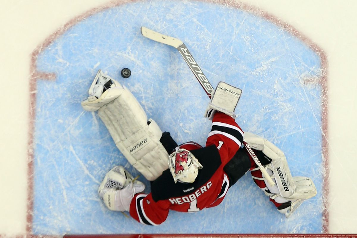 Johan Hedberg is now a full time member of the Albany Devils coaching staff.