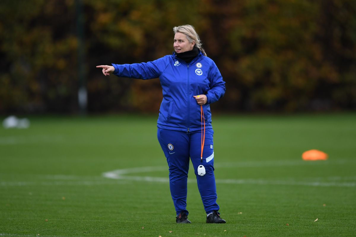 Chelsea FC Women Training Session