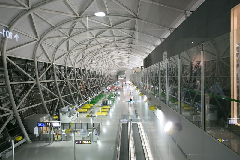 architecture research paper kansai international airport The three-dimensional subsurface structure model around kansai international airport the model in this paper was mainly developed with ds layers.
