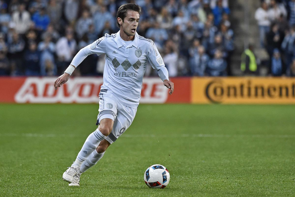Jordi Quintilla spent less than one year on Sporting KC's roster.