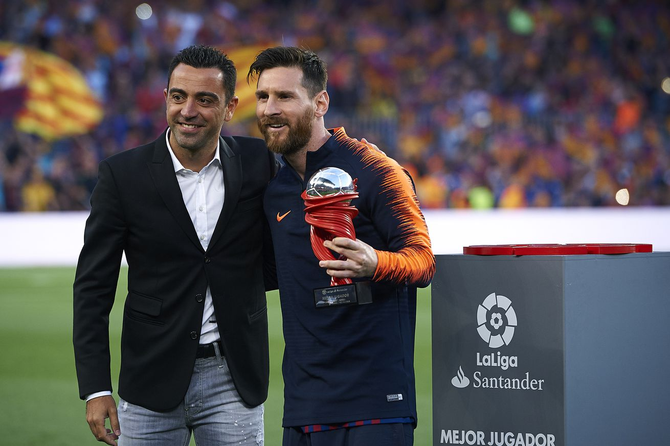 Xavi will coach Barcelona someday, says Bartomeu