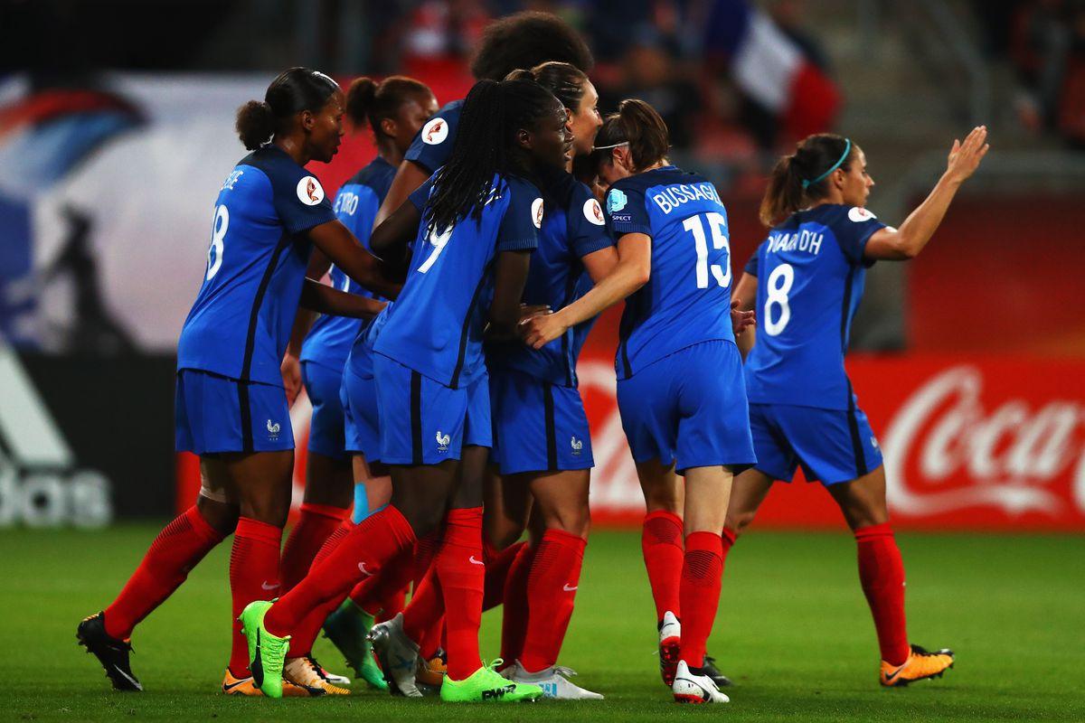 France v Austria - UEFA Women's Euro 2017: Group C