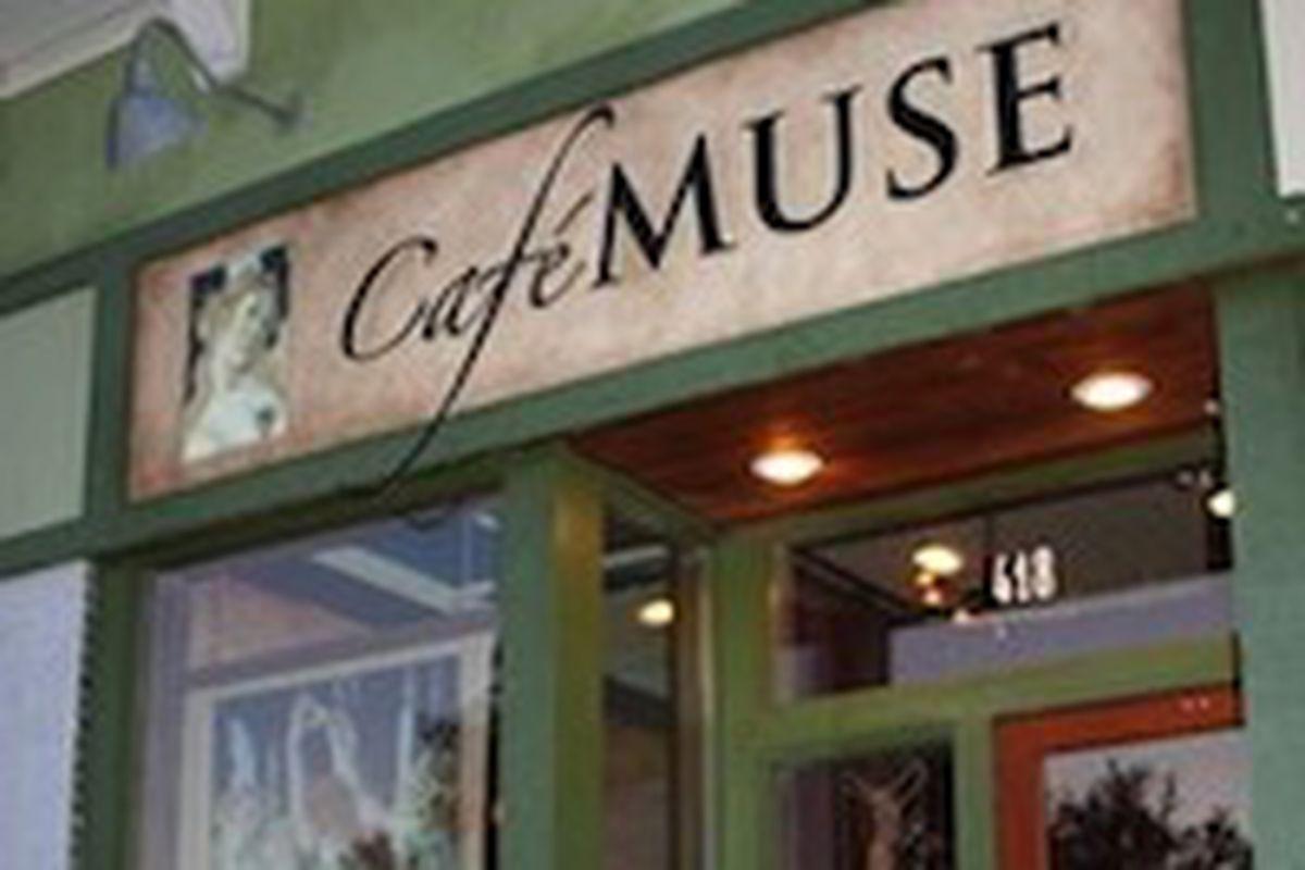 Café Muse.