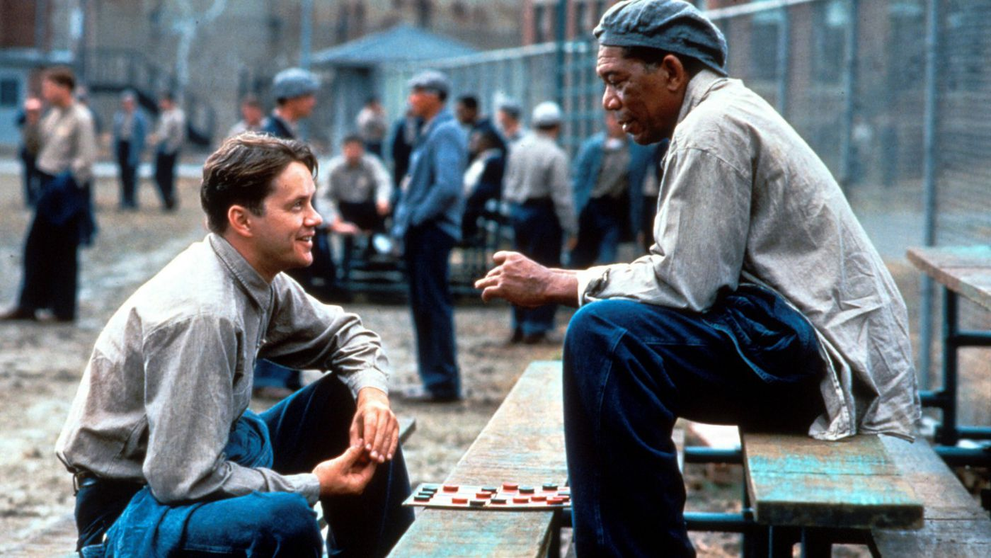 'The Shawshank Redemption' With Bill Simmons, Chris Ryan, and Bill's Dad